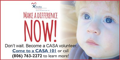 "Immediate need for additional volunteers to  ""Make a Difference NOW"" and become Advocates"
