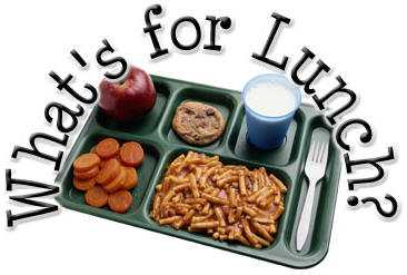 What is for Lunch at Terry County Schools April 23-27 2018