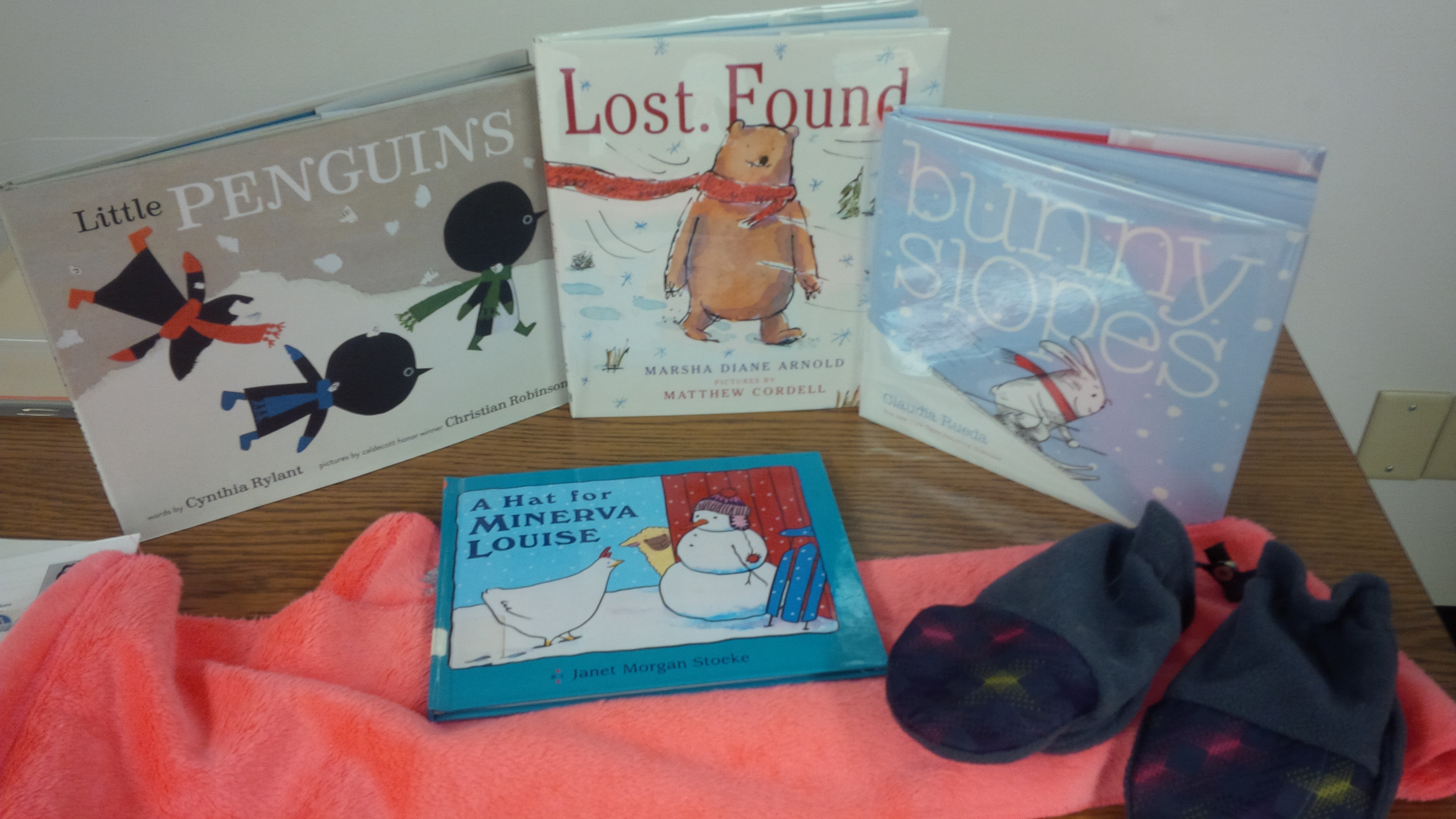 A Warm Storytime at Yoakum County Library in Plains