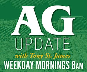Ag Update With Tony St. James  May 4th, 2018