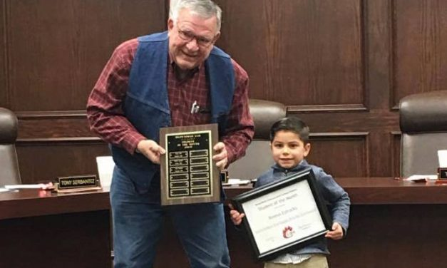 BISD February Student of the Month