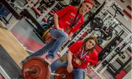 Grayce Riley Medals at State Competition
