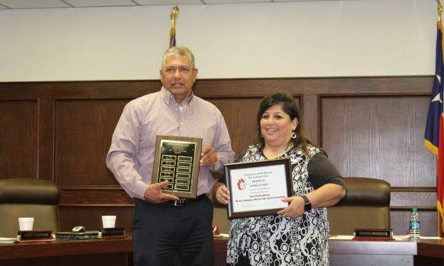 BISD April Teacher of the Month