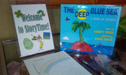 Color it FUN at Yoakum County Library in Plains