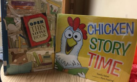 Yoakum County Library StoryTime Celebrates National Library Week in Plains