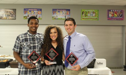 2017 Brownfield Athletic Banquet