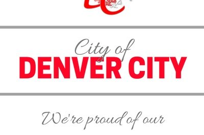 Ribbon Cutting for the New Denver City Community Building