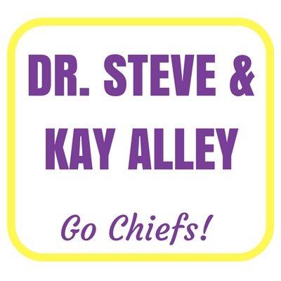 Dr. Steve & Kay Alley