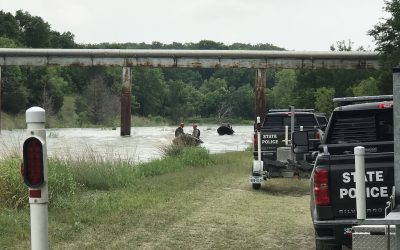 Game Wardens Swift Water & Enhanced Search and Rescue training