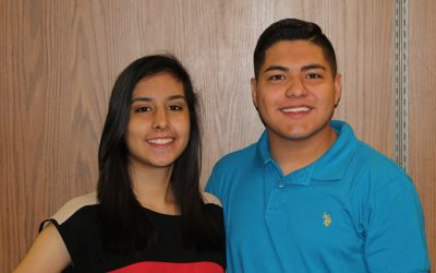 LISTEN NOW: Meadow ISD Valedictorian & Salutatorian