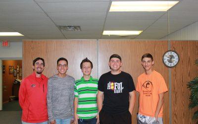 SportsBeat: Six Time District Champion Brownfield Tennis Team