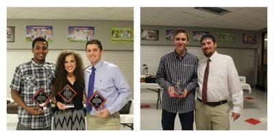 SportsBeat: Mr. & Ms. Cub and Cub Sports Radio Scholarship Award Winner