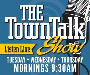 Listen Now: TownTalk Show with Jeanne Brown