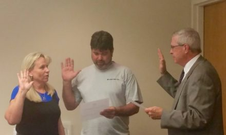BRMC Hospital Board Members Sworn In and Patient Wireless Arrives