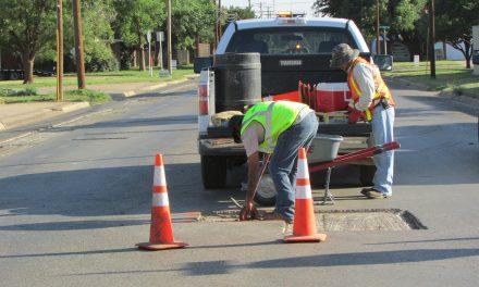 Annual Street Repair – A Bump in The Road