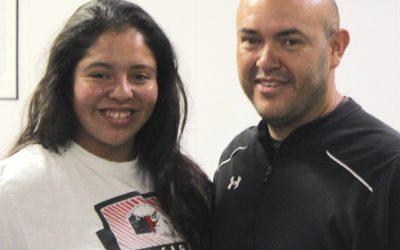 SportsBeat: Coach Minjarez and Sirena Talk State Track Meets