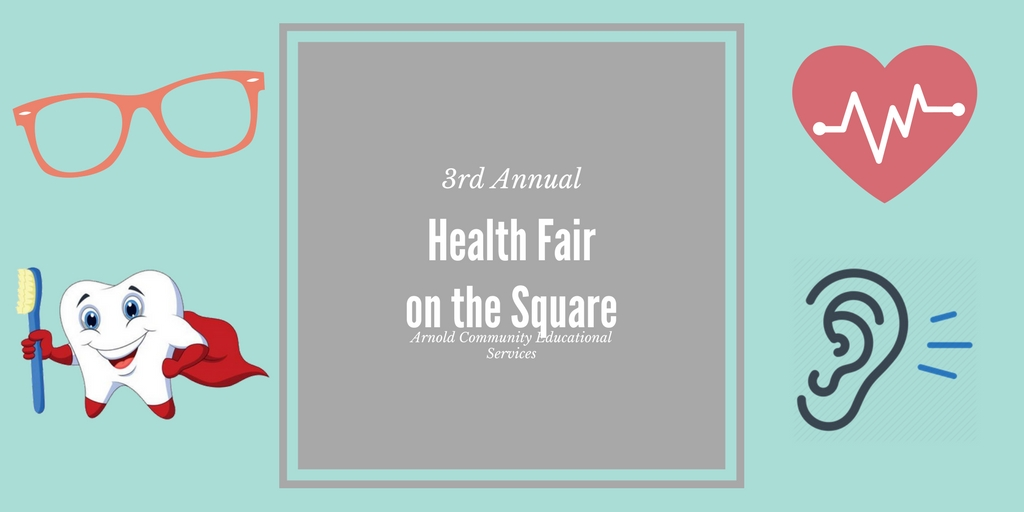 "ACES 3rd Annual ""Health Fair on the Square"""