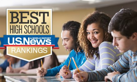 Plains High School included in U.S News & World Report's America's Best High Schools 2017