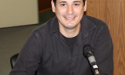 LISTEN NOW: Drew Landry on The TownTalk Show