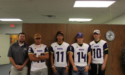 SportsBeat: Meadow Bronco Football