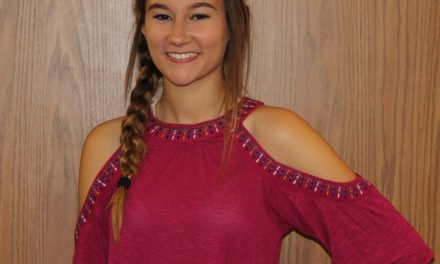 Get to Know Harvest Festival Queen Candidate Teylor Wallace