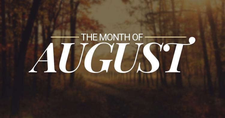month of august towntalk radio