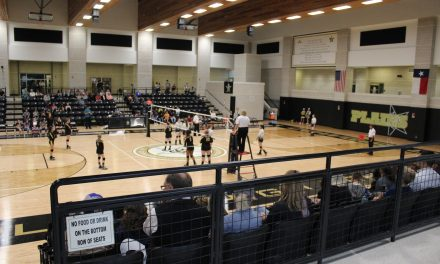 Wellman-Union Lady Cats and Plains Cowgirls Compete in District Matchup