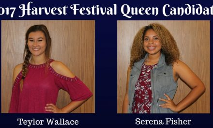 LISTEN NOW: Teylor Wallace & Serena Fisher Harvest Festival Queen Candidates on TownTalk Show