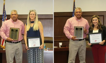 BISD Teacher and Student of the Month