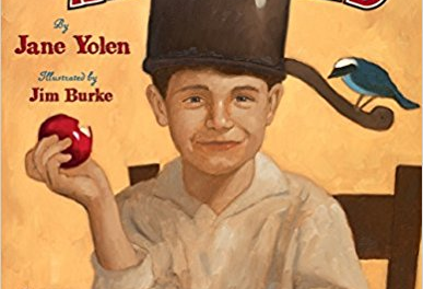 Johnny Appleseed Visits StoryTime at Yoakum County Library in Plains