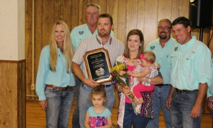 Terry County Farm Tour: Young Farmer of The Year