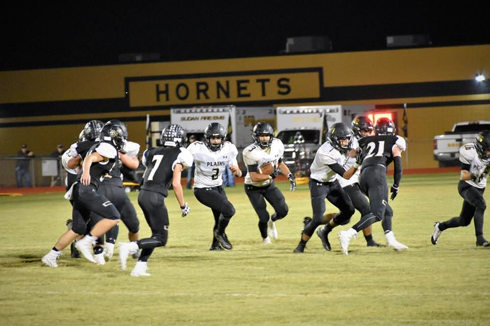 Plains Cowboys Ease Passed Hornets