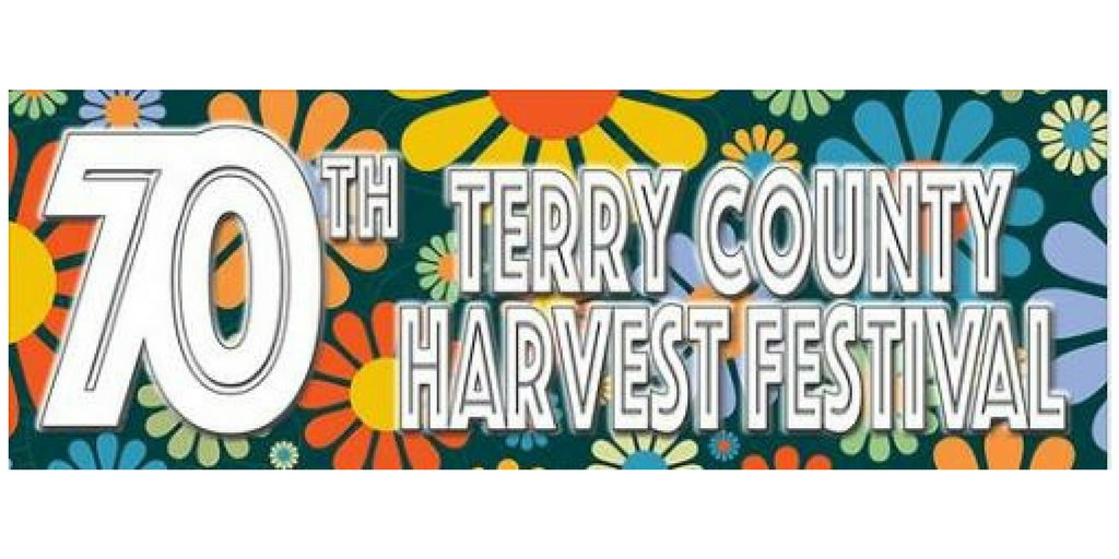 LISTEN: Terry County 70th Annual Harvest Festival Information