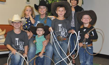 Texas Cowboys at Yoakum County Library StoryTime