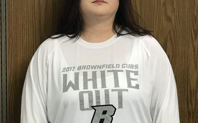 SportsBeat: Candy Cudd Talking Military/First Responder White Out Game