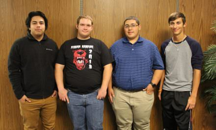 LISTEN: Brownfield High School Industrial Tech Students