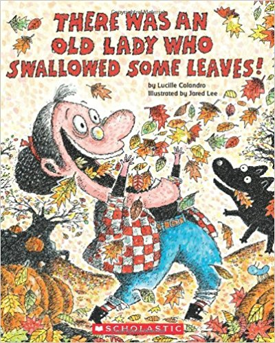Falling Leaves at Yoakum County Library StoryTime in Plains