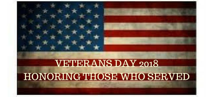 Lets Honor Those Who Have Served
