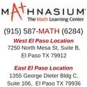 Mathnasium of El Paso