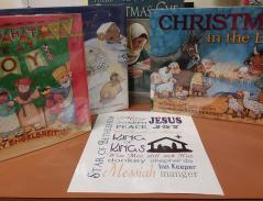 Candy Canes and Christ at StoryTime at Yoakum County Library