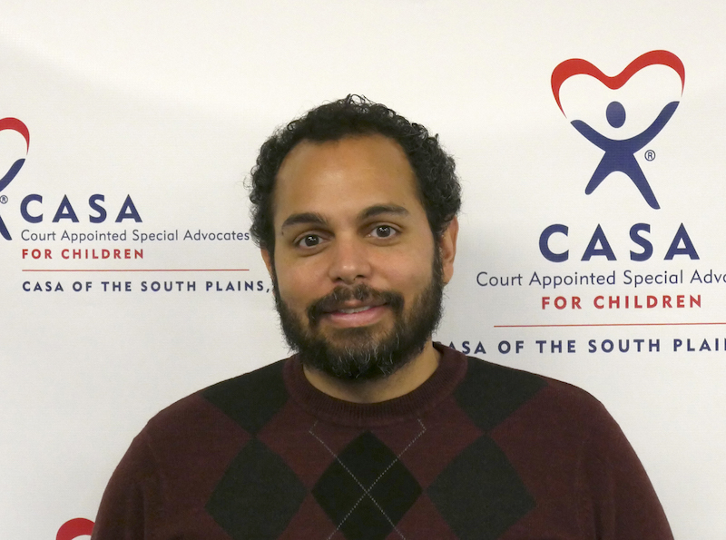 LISTEN NOW: Gabe Ballesteros With CASA Of The South Plains Gives Us Insight