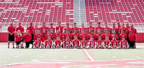 Denver City Mustang Football All District Selections