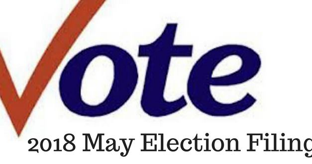 Local Municipal Filings Coming Up For May Elections