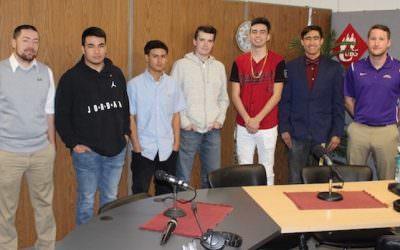 SPORTS BEAT: Meadow Broncos Boys Basketball Team