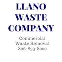 Llano Waste