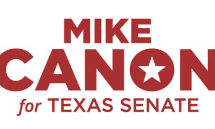 PRESS RELEASE: YOUNG CONSERVATIVES OF TEXAS ANNOUNCES ENDORSEMENT OF SENATE CANDIDATE, MIKE CANON