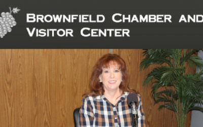 LISTEN NOW: Chamber President, Rita Todd Visits & HOT Funds Become a Concern