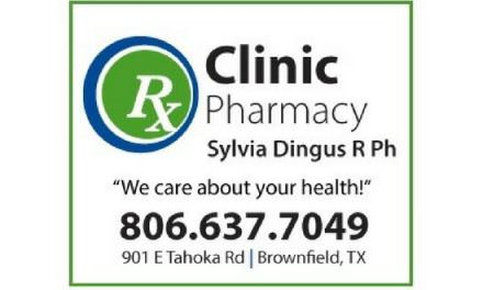 LISTEN NOW: Sylvia Dingus with Clinic Pharmacy Visits About Flu Epidemic