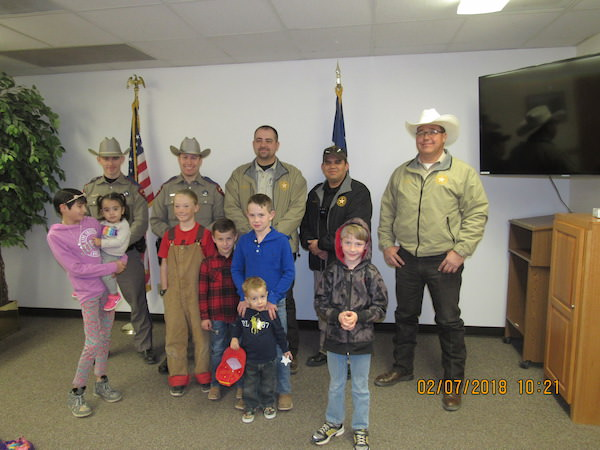 Yoakum County Library: Safe at StoryTime!