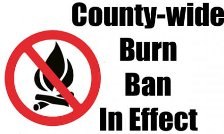 Terry County Has Ordered a Burn Ban